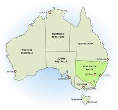 map of new south wales oberon australia map oberon australia