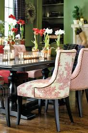eye for design decorating with mismatched dining room chairs