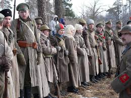 Armchair General Forums Russian Civil War Reenactment In Gatchina Armchair General And