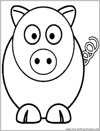 coloring pages of cartoon animals cartoon coloring pages