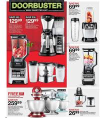 target black friday flier ninja blender black friday 2017 sale u0026 deals blacker friday
