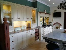 bespoke kitchen aga kitchen handmade wooden kitchen2 bespoke