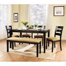 Fun Dining Room Chairs Dining Room Dining Room Set With Bench Throughout Breathtaking