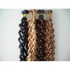 i tip hair extensions 22inches i tipped hair extensions 100s 1g strand wave 2