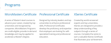 decoding edx u0027s newest credential professional certificate