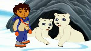 go diego go game diegos arctic rescue youtube