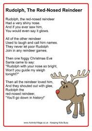 free from activity rudolph the nosed