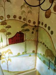 Trash To Treasure Ideas Home Decor 169 Best Stenciling And Murals Images On Pinterest Primitive