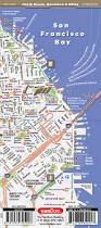 Cable Car Map San Francisco Pdf by Streetsmart Sf San Francisco Map By Vandam Laminated City