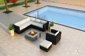 Modern Outdoor Patio Furniture Announcing The District Collection By Harmonia Living
