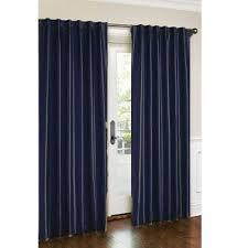 Blue Silk Curtains Navy Blue Curtains