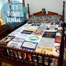 diy blanket diy t shirt blanket great for priceless concert t u0027s my son u0027s