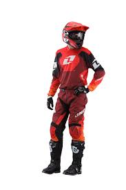 one industries motocross helmet one industries carbon red black