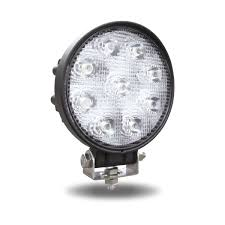 420 lumen led work light 5 high powered led work l spot beam 900 lumens round work