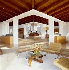 interesting design of the wooden ceiling designs that has white