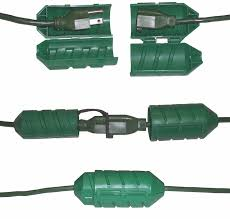 waterproof christmas light connections farm innovators model cc 2 cord connect water tight cord lock