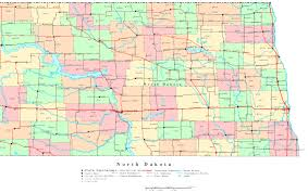 Political Map Of Canada Map Of North Dakota And Canada You Can See A Map Of Many Places