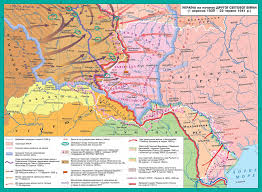 Map Of Ussr The Inclusion Of The Ussr From Western Lands History Of Ukraine