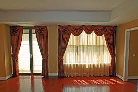 Balloon Curtains For Living Room Black Chair Colors With Wide Window Treatments Living Room