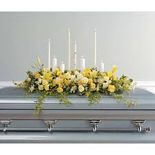 Flowers In Hanover Pa - candles and flowers for the casket shearers florist hanover pa