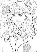 harry potter coloring pages coloring book