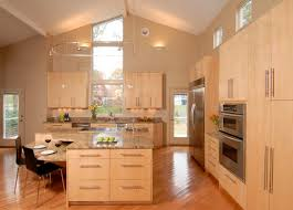 Light Wood Cabinets Kitchen New Ideas Light Wood Floors In Kitchen Wood Type For Kitchen