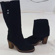 ugg womens josie heeled boots stout ugg josie boots ebay