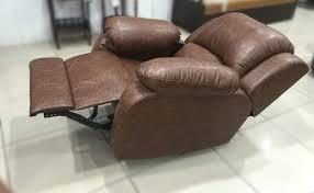 Recliner Sofa Single Recliner Sofa At Rs 16500 Jhukne Wala Sofa