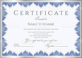 blue certificate diploma coupon stock vector art 450597141 istock