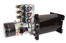 Jual Dc Gear Motor mini hydraulic power packs small hydraulic power packs