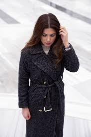 autumn has arrived so has the robe coat trend just the design