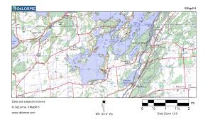 How To Read A Topo Map Delorme Xmap How To Add Canadian Topographic Maps To A Delorme Pn