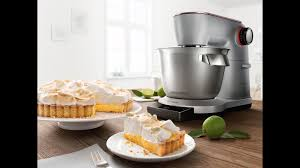cuisine bosch la nouvelle kitchen machine optimum de bosch 60 ans d expérience
