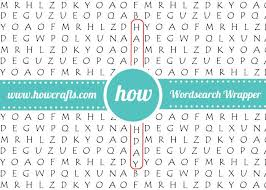 word search wrapping paper 19 best gift wrapping paper images on paper wrapping