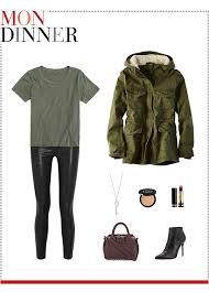 American Eagle Parka Mizhattan Sensible Living With Style Mizzy U0027s Weekly Wardrobe