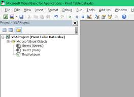 how to update pivot table how to refresh pivot table in excel