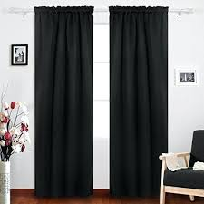 Room Darkening Curtain Rod Room Darkening Curtains Simplir Me