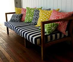 front porch bench glider ideas for make front porch bench