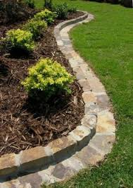 Metal Flower Bed Edging Paver Mow Strip For Garden Edging So Tired Of Having To Rely On