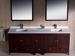 84 oxford mahogany traditional sink bathroom vanity
