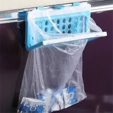 porte sac poubelle cuisine sac en rack cuisine poubelle en plastique portable poubelle