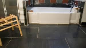 plancher ardoise cuisine plancher de salle de bain écologique geste rénovation