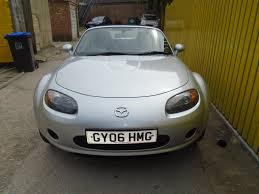 mazda for sale uk used 2006 mazda mx 5 i for sale in worthing west sussex gleam