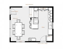 kitchen design floor plans collection kitchen layouts plans and