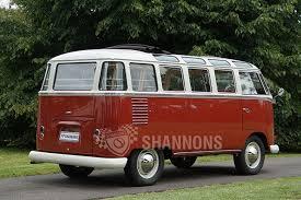 volkswagen type 2 sold volkswagen kombi u002723 window u0027 samba bus rhd auctions lot