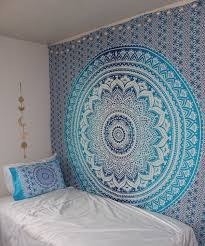 Wall Tapestry Bedroom Ideas Hippie Tapestries Mandala Bohemian Tapestries U0026 Bedspreads
