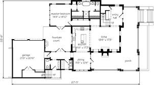 house plans historical concepts house plan