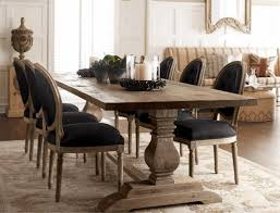 formal dining room low back dining chairs white and black area rug