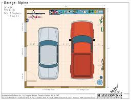 floor plans for garages 4 attached car garage home plan floor plans