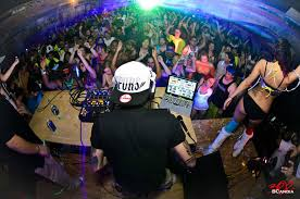 party city halloween music toxic city halloween rave tickets the backstage live on october